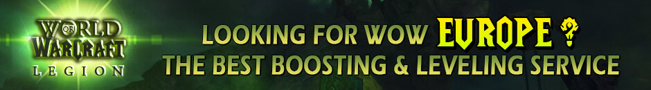 WOW EU Power Leveling