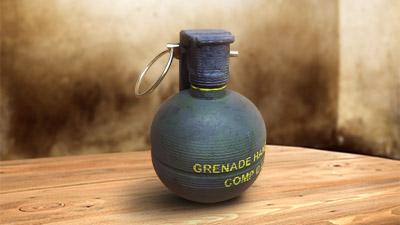 PUBG Grenade