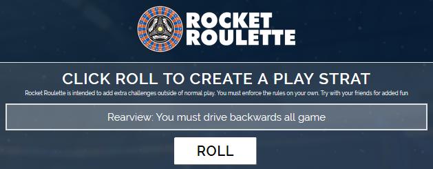 Strat Roulette 3