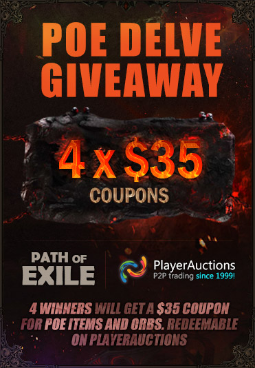 Path of Exile Giveaway