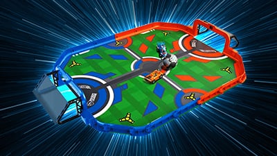 Rocket League Hot Wheels Playset Stadium | Gifts for Gamers