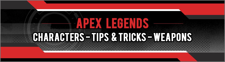 Apex Legends Banner - Blog Homepage