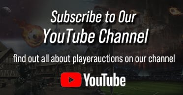 PlayerAuctions YouTube